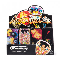 Jimi Hendrix™ Pick Tin Display