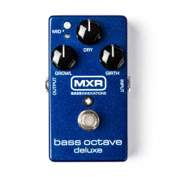 MXR® Bass Octave Deluxe Pedal