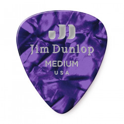 Medium Celluloid Guitar Pick (12/pack)