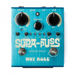 Way Huge Supa-Puss Analog Guitar Pedal