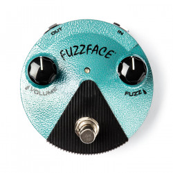 Jimi Hendrix ™ Fuzz Face® Mini distorsion