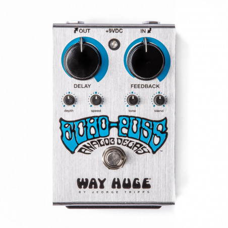 Dunlop WHE702S Way Huge® Echo-PUSS™ Analog Delay