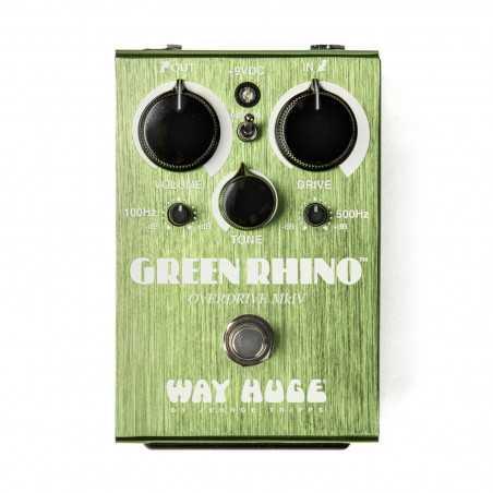 Dunlop WHE207 Way Huge® Green Rhino™ Overdrive MKIV
