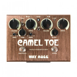 Dunlop WHE209 Way Huge® Camel Toe™ Triple Overdrive MKII