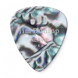 Extra Heavy Celluloid Guitar Pick 12 Pack