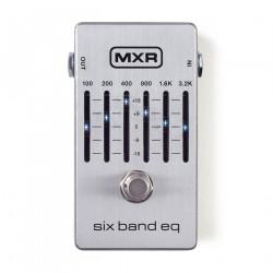 MXR® Six Band EQ