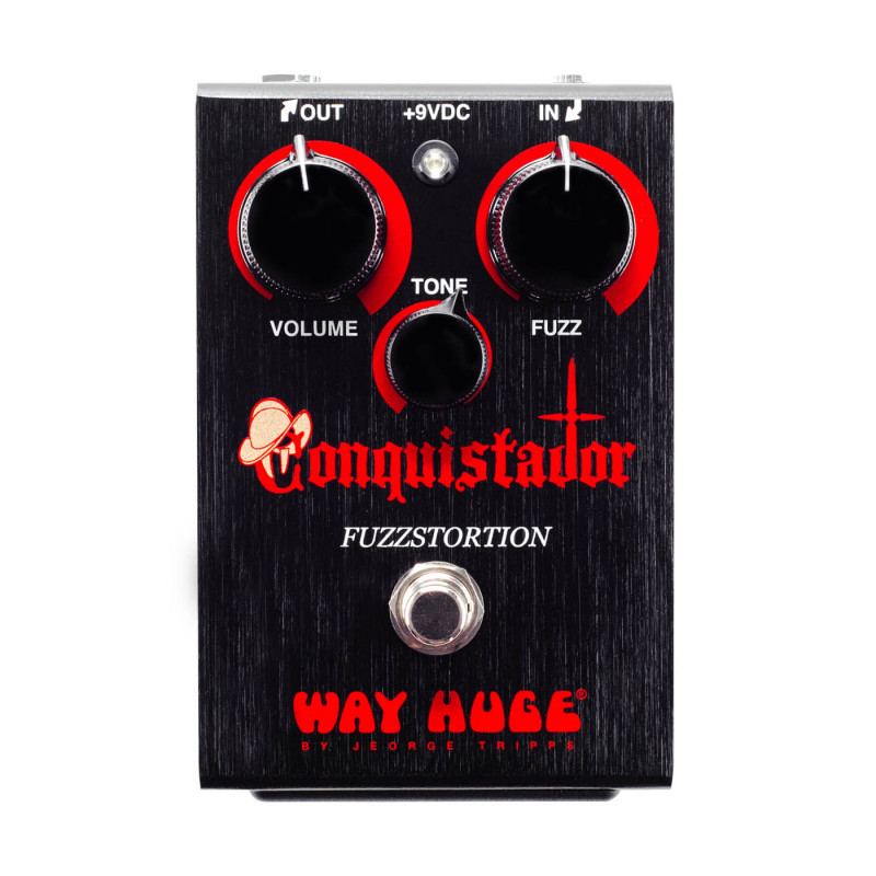 Way Huge® Conquiatador ™ Fuzzstortion