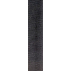 Planet Waves Cotton Guitar Strap, Black