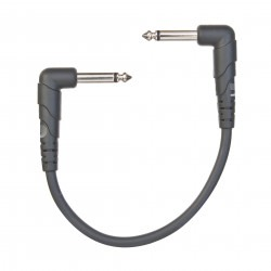 Planet Waves Classic Series Patch Cable, 3-pack, 6 Inches