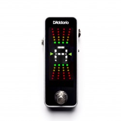Chromatic Pedal Tuner, by D'Addario
