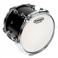 Evans G12 Coated White Drum Head, 10 Inch