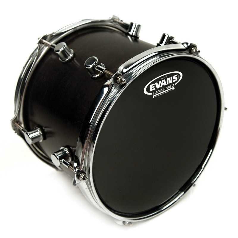 Evans Onyx Drum Head, 10 Inch