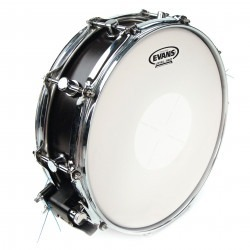 Evans Power Center Drum Head, 14 Inch