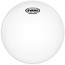 Evans Orchestral Coated White Snare Drum Head, 14 Inch