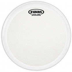 Evans Orchestral Stacatto Coated White Snare Drum Head, 14 Inch