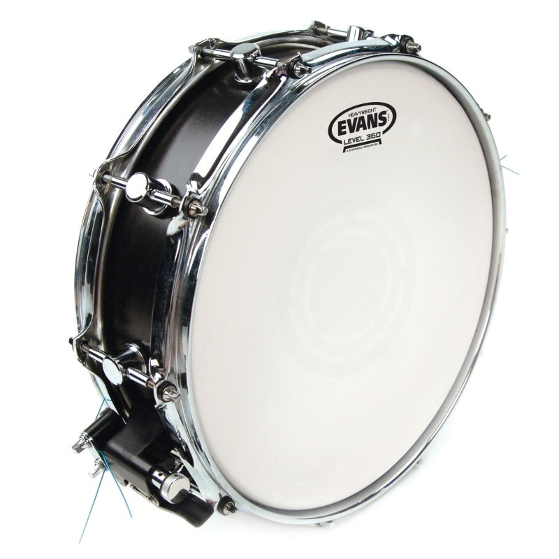 Evans Heavyweight Coated Snare Drum Head, 14 Inch
