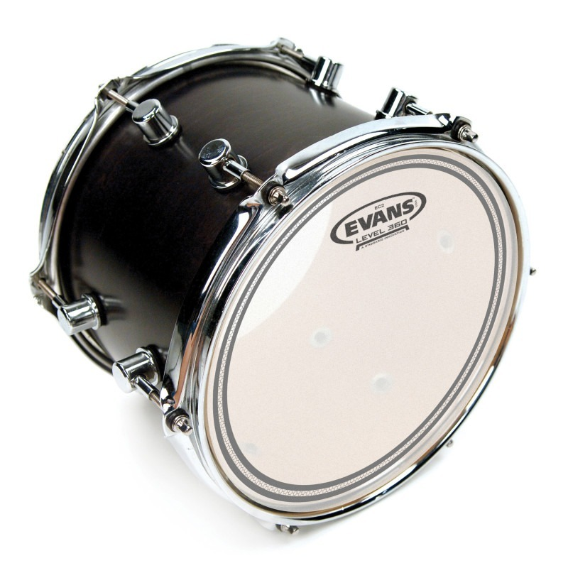Evans EC2 Coated Drum Head, 18 Inch