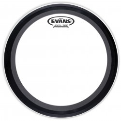 Evans EMAD Clear Bass Drum Head, 16 Inch