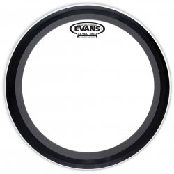 Evans EMAD Heavyweight Clear Bass Drum Head, 18 Inch