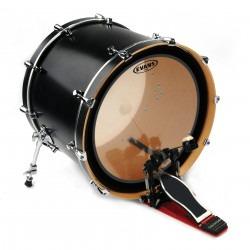 Evans GMAD Clear Bass Drum Head, 18 Inch