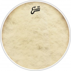 Evans EQ4 Calftone Bass Drum Head, 20 Inch