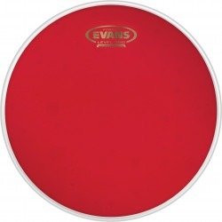 Evans Hydraulic Red Bass Drum Head, 20 Inch