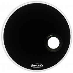 Evans REMAD Resonant Bass Drum Head, 20 Inch