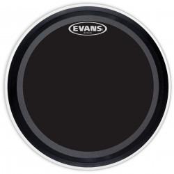 Evans EMAD Onyx Bass Drum Head, 22 Inch