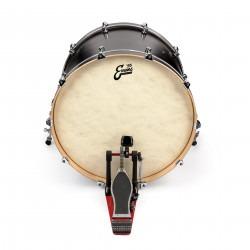 Evans EQ4 Calftone Bass Drum Head, 22 Inch