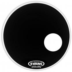Evans ONYX Resonant Bass Drum Head, 22 Inch