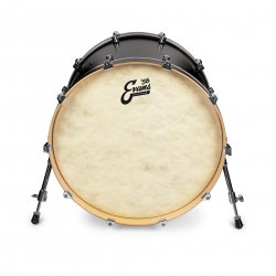 Evans Calftone Bass Drum Head, 24 Inch