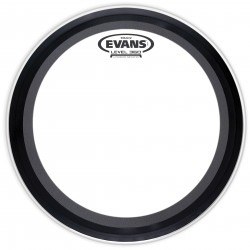 Evans EMAD2 Clear Bass Drum Head, 24 Inch