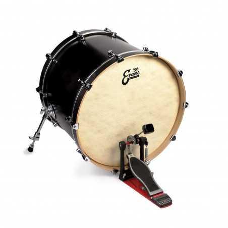 Evans EQ4 Calftone Bass Drum Head, 24 Inch