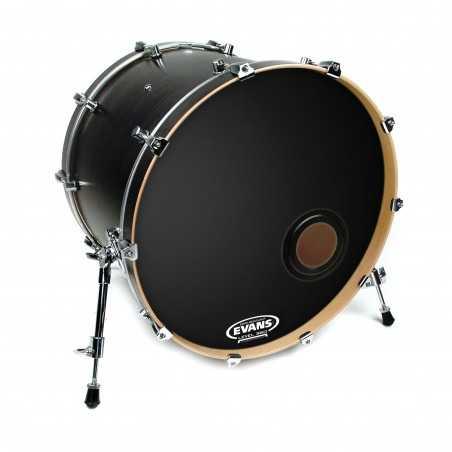 Evans REMAD Resonant Bass Drum Head, 24 Inch
