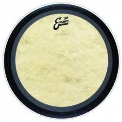 Evans EMAD Calftone Bass Drum Head, 26 Inch