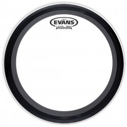 Evans GMAD Clear Bass Drum Head, 26 Inch