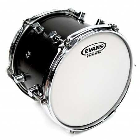 Evans J1 Etched Drum Head, 12 Inch