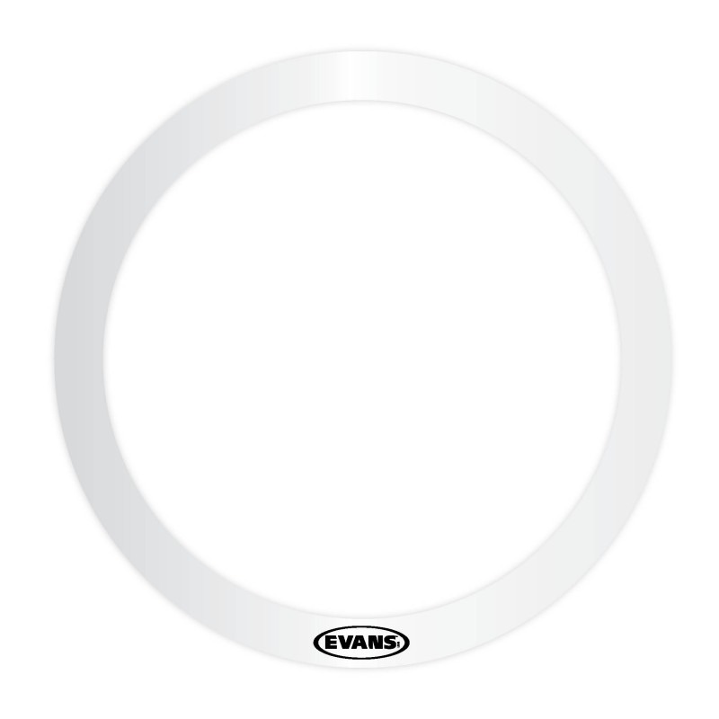 Evans 1 Inch E-Ring 10 Pack, 14 Inch