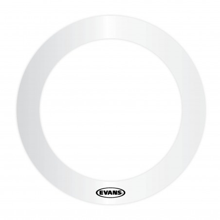 Evans 2 Inch E-Ring 10 Pack, 18 Inch