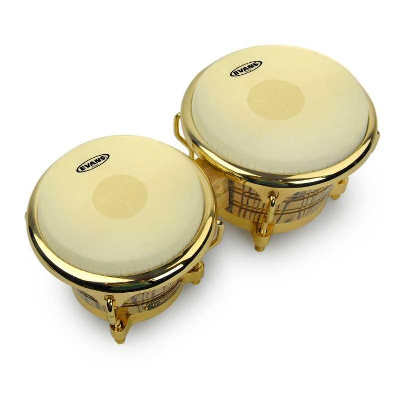 Evans Tri-Center Bongo Drum Head, 9 5/8 Inch