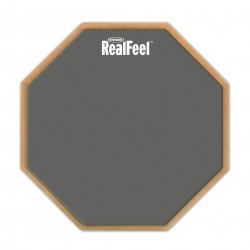 RealFeel by Evans 2-Sided Practice Pad, 12 Inch