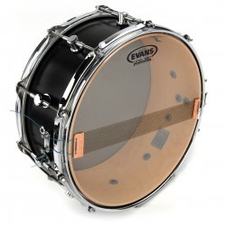 Evans Clear 200 Snare Side Drum Head, 13 Inch