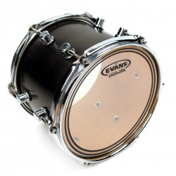 Evans EC2 Clear Drum Head, 6 Inch