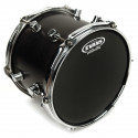 Evans Hydraulic Black Drum Head, 6 Inch