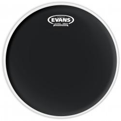 Evans Hydraulic Black Drum Head, 6 Inch