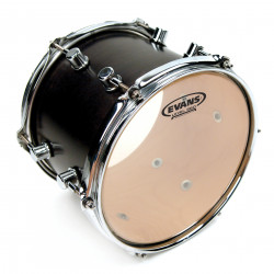 Evans G12 Clear Drum Head, 8 Inch