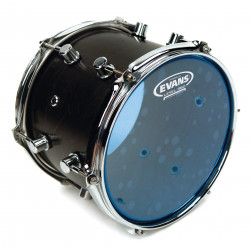 Evans Hydraulic Blue Drum Head, 8 Inch