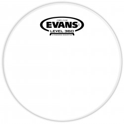 Evans Corps Clear Marching Tenor Drum Head, 10 Inch