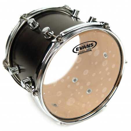 Evans Hydraulic Glass Drum Head, 12 Inch