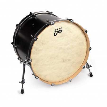 Evans Calftone Tom Hoop Drum Head, 16 Inch